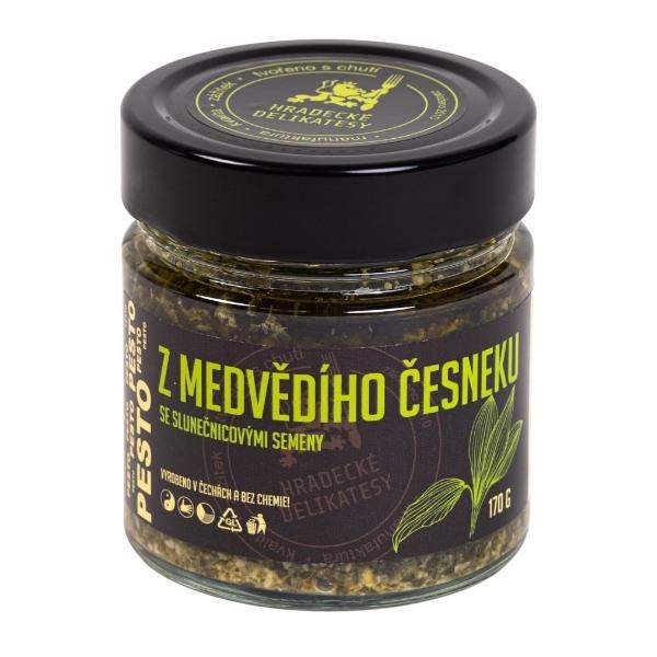 Pesto z medvědího česneku – 170 g