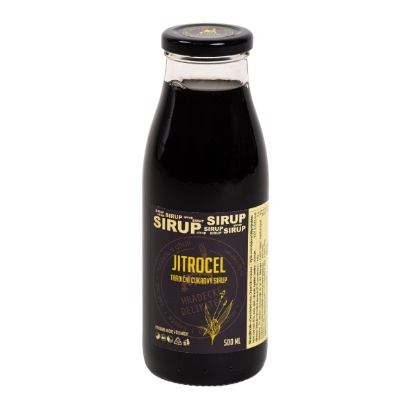 Jitrocelový sirup – 500 ml