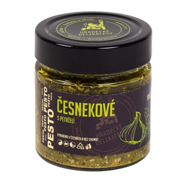 Česnekové pesto s petrželí – 170 g