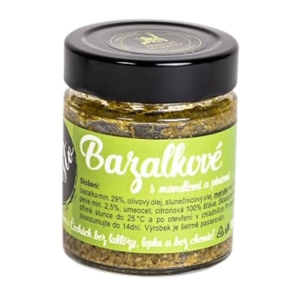 Bazalkové pesto – 100 g