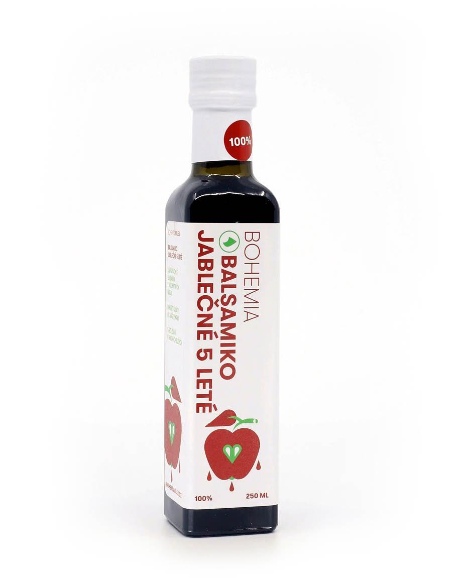 Jablečné balsamico 5-leté – 250 ml