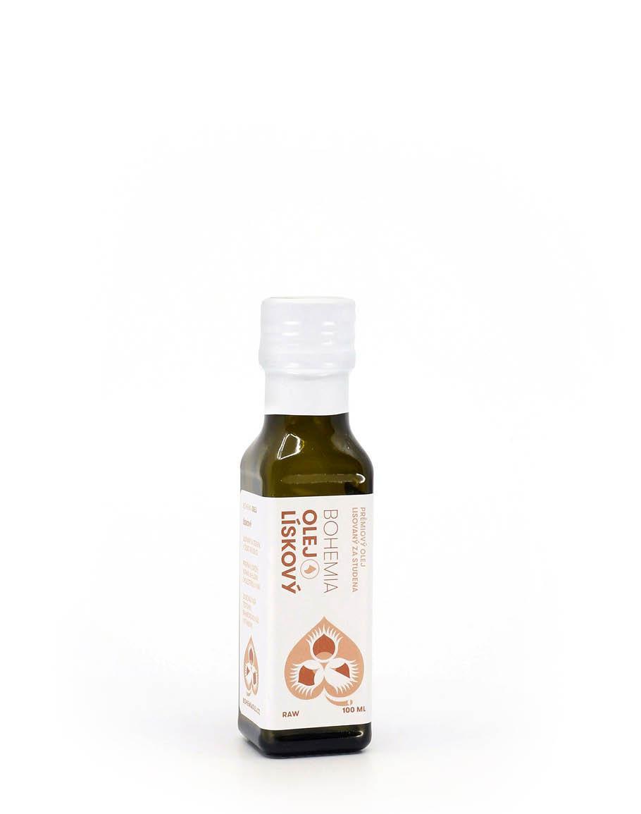 Olej z lískových ořechů 100ml