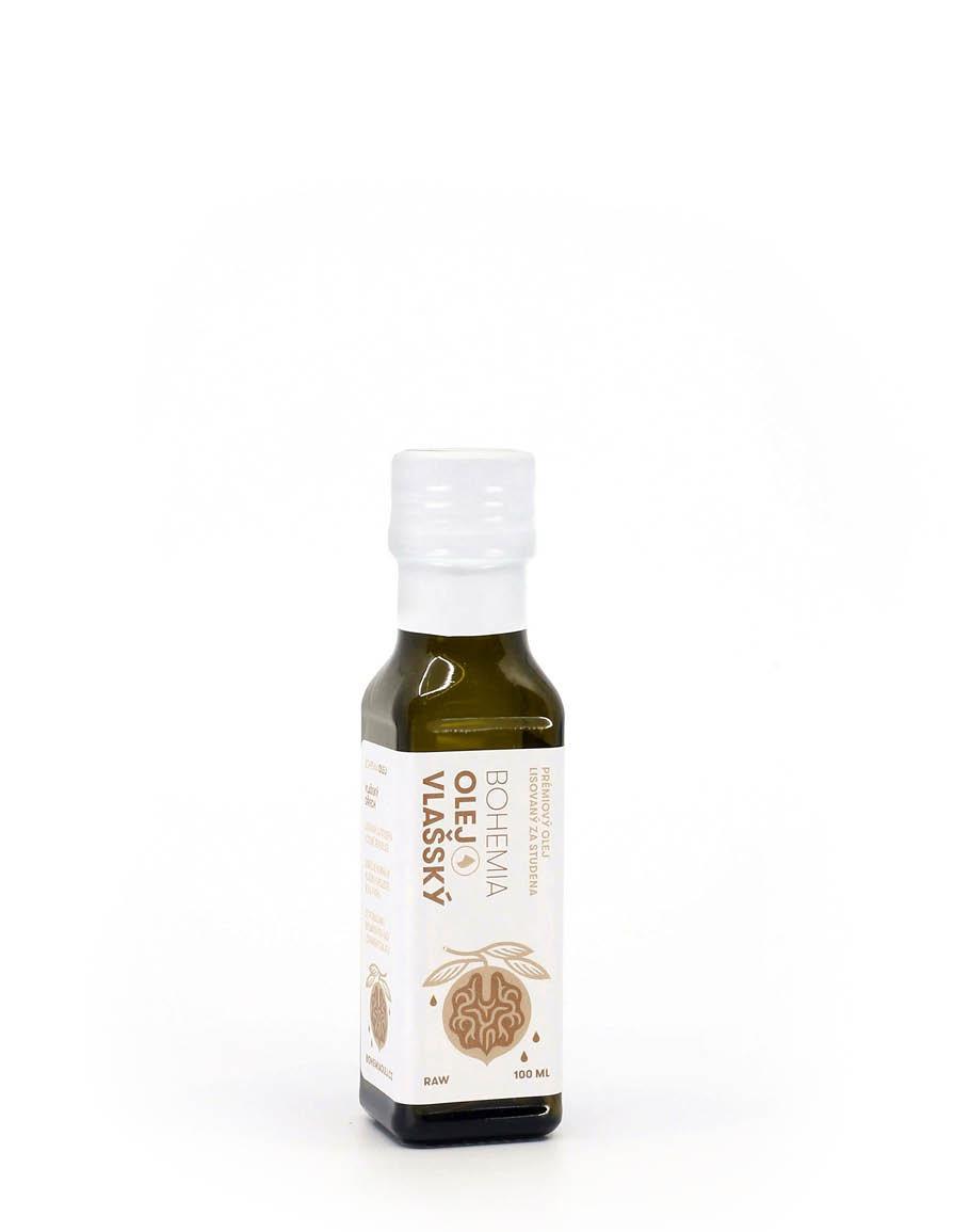 Olej z vlašských ořechů 100 ml