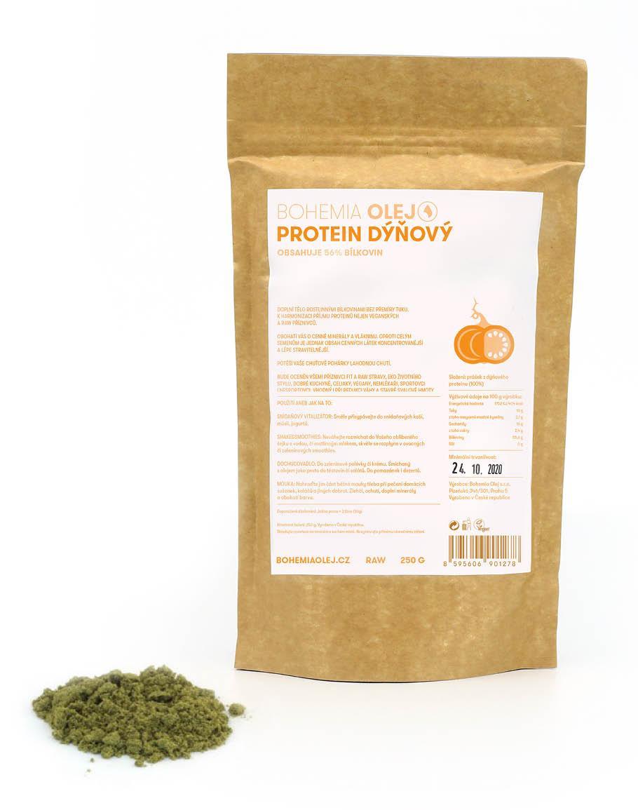 Dýňový protein – 250 g