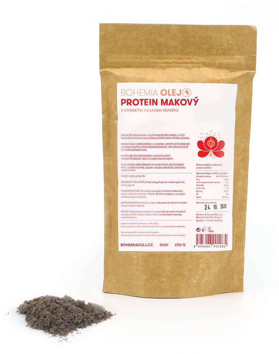 Makový protein 250 g