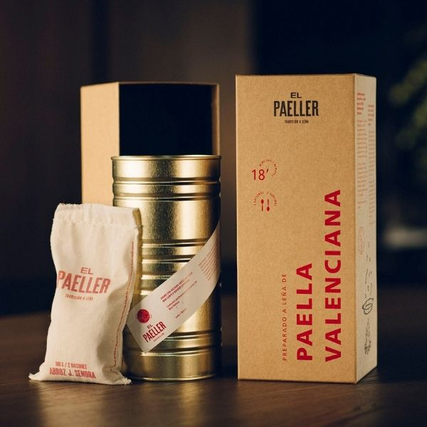 Paella Valencijská 2-4 porce
